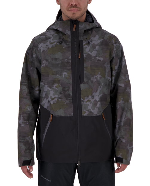 Chandler Shell Jacket - Off-Duty Camo, XS