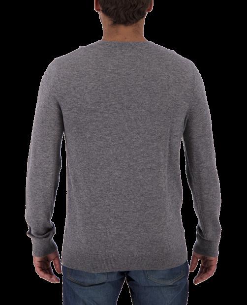 Mason V-Neck Sweater - Anchor, S