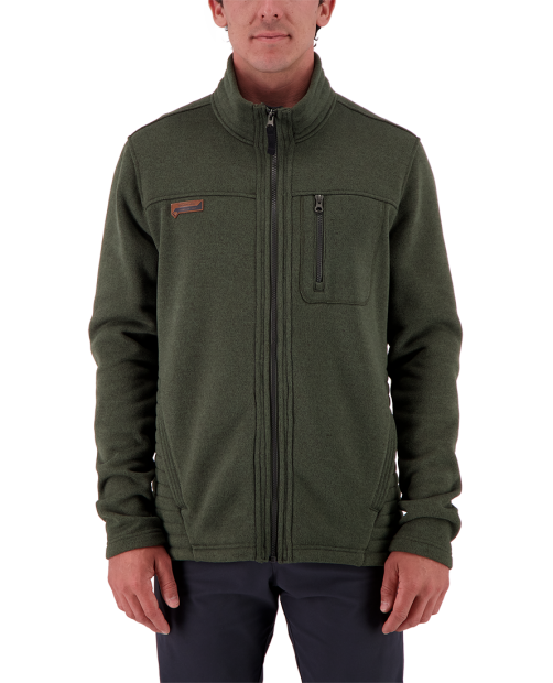 Joshua Fleece Jacket - Off-Duty, S
