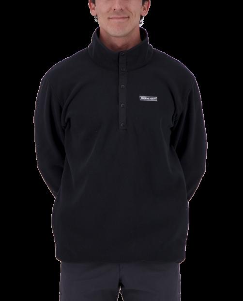 Men's Boulder Fleece - Black, S