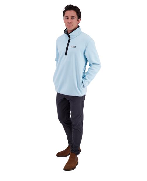 Men's Boulder Fleece - Reflection, S