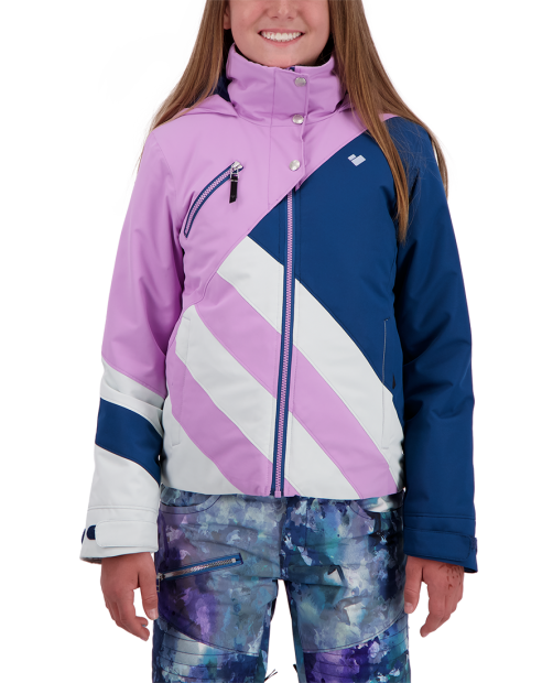 Tabor Jacket - Lux Lilac, XS