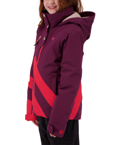 Tabor Jacket - Drop The Beet, XS