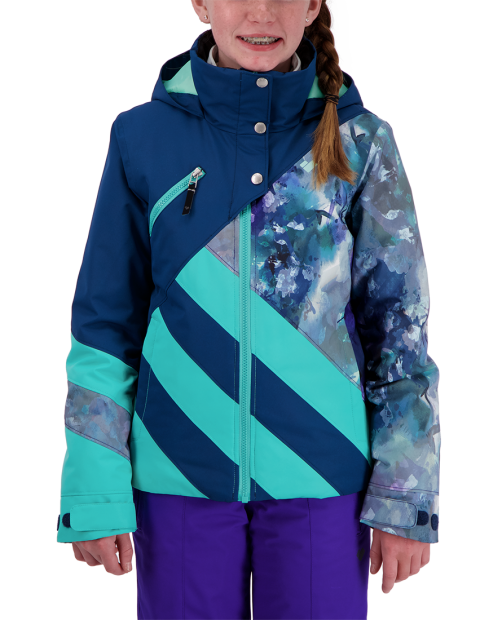 Tabor Jacket - Out To Sea, XS