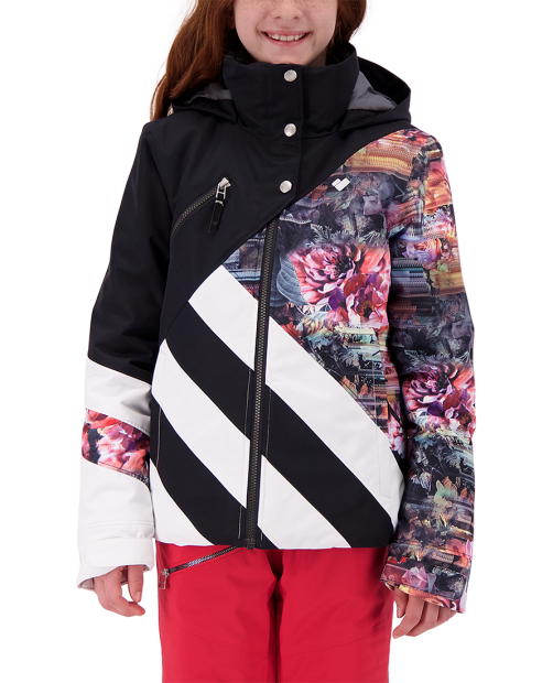 Tabor Jacket - Scattered Flora, XS