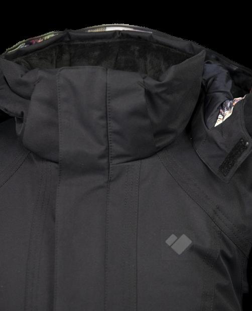 Haana Jacket - Black, XS