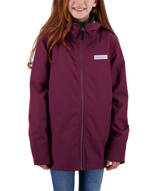 TG's NO 4 Shell Jacket - Drop The Beet, XS