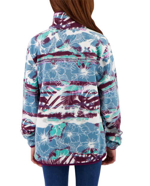 TG's Boulder Fleece - Lei'D Back, XS