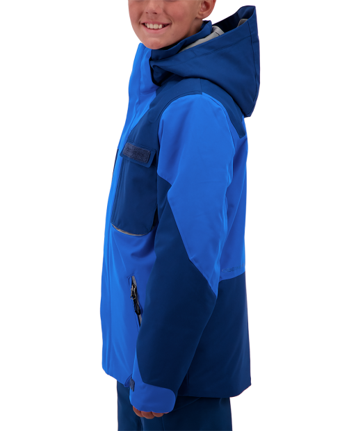 Outland Jacket - Blue Vibes, XS
