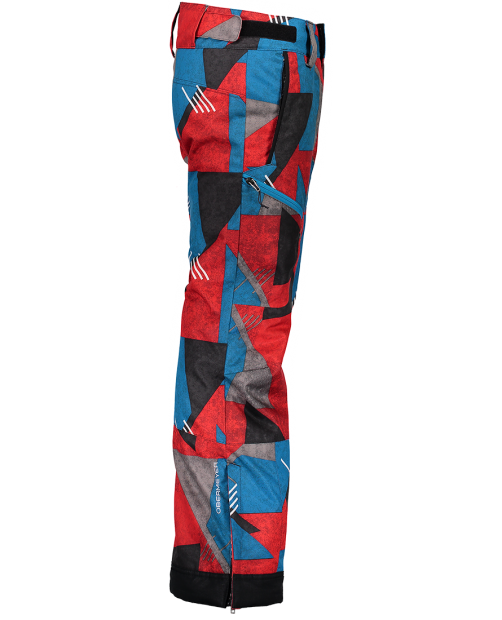 Parker Pant - Retro Graphic, XS