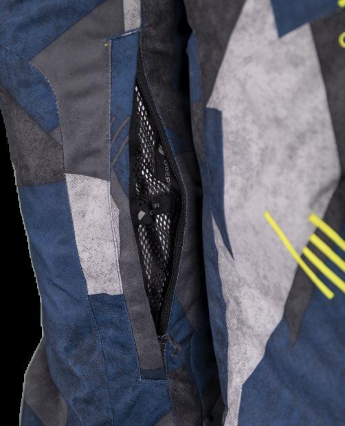 Parker Pant - Retro Graphic B, XS