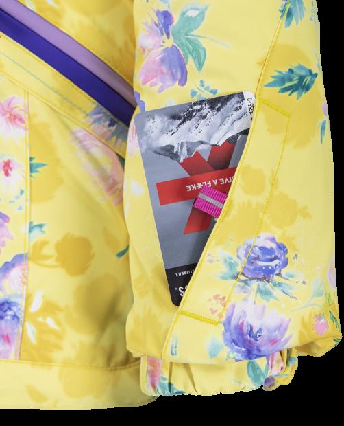 Glam Jacket - Lemon Glaze, 1