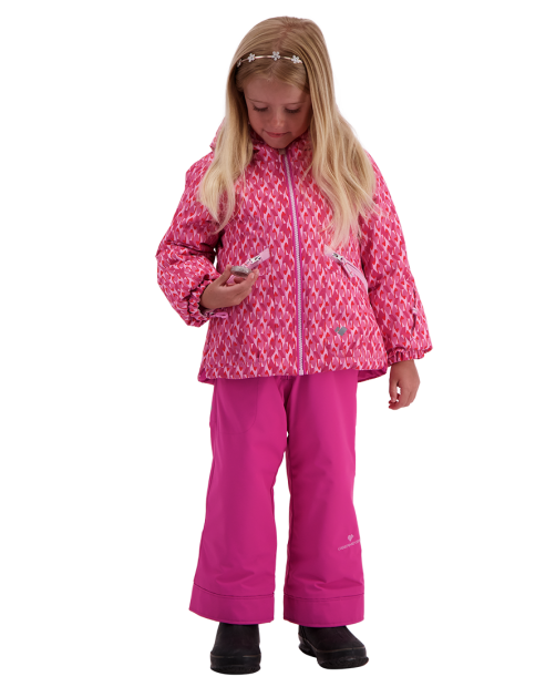 Glam Jacket - Pink & Pinker, 1