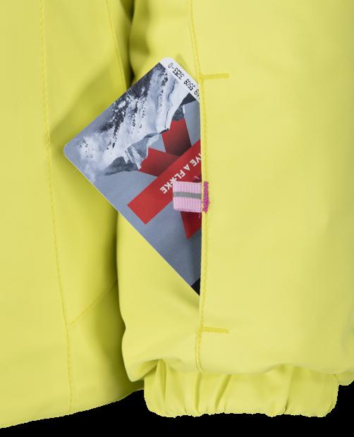 Neato Jacket - Lemon Whip, 2