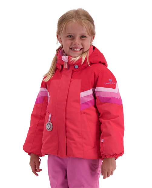 Neato Jacket - Parisol Pink, 2