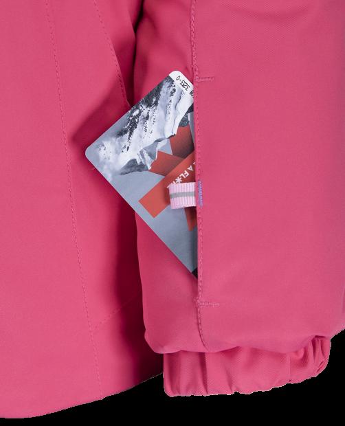Neato Jacket - Parisol Pink, 2