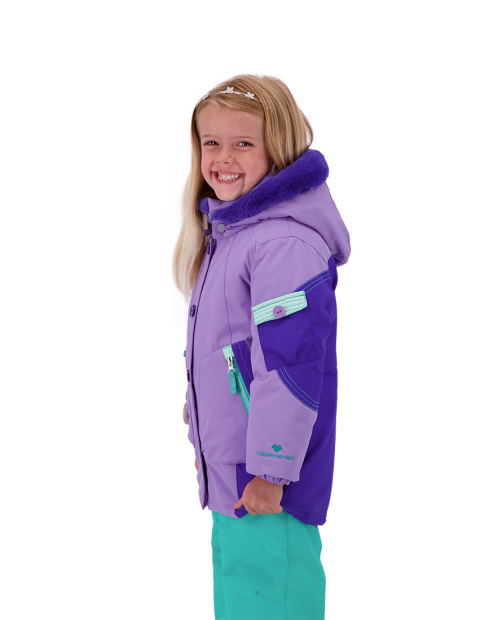 Pop Star Jacket - Va-Va Violet, 2