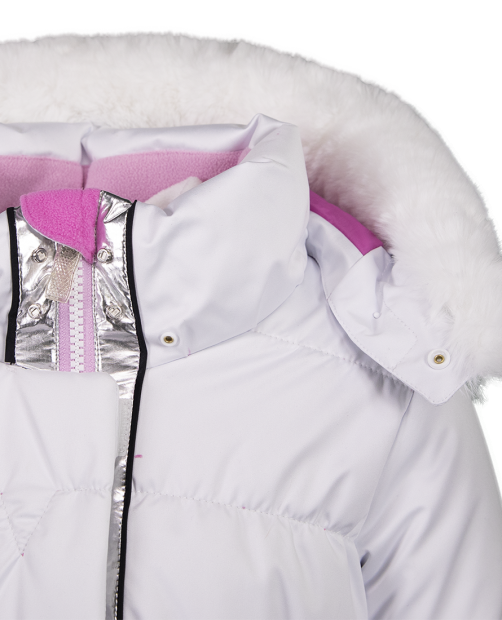 Bunny Jacket - White, 2