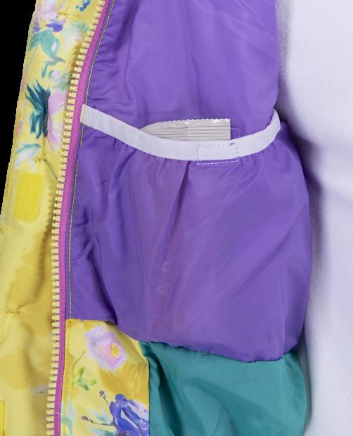 Bunny Jacket - Lemon Glaze, 2