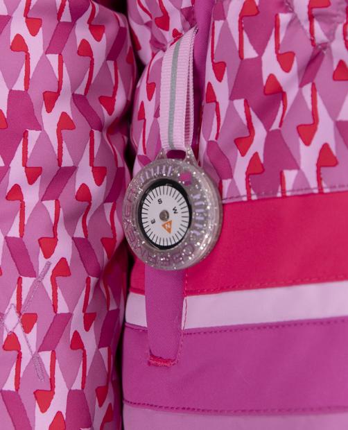 Bunny Jacket - Pink & Pinker, 2