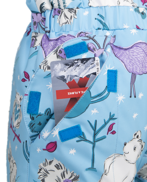 Snoverall Print Pant - Wild Winter, 2