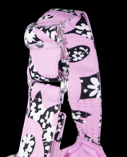 Snoverall Print Pant - Pink Kabloom, 2