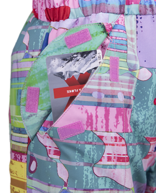 Snoverall Print Pant - Candy-Land, 2