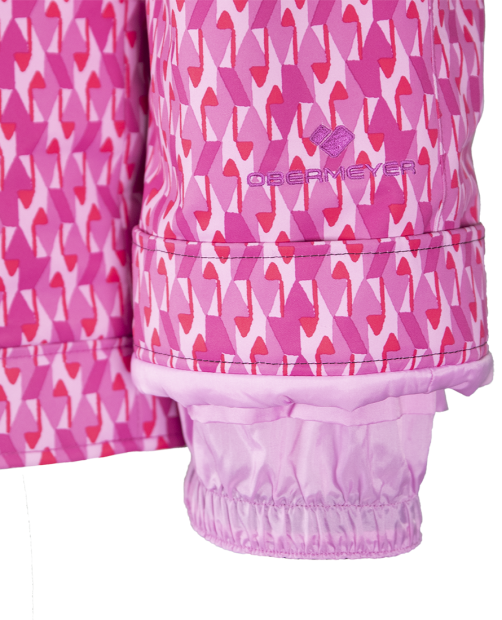 Snoverall Print Pant - Pink & Pinker, 2