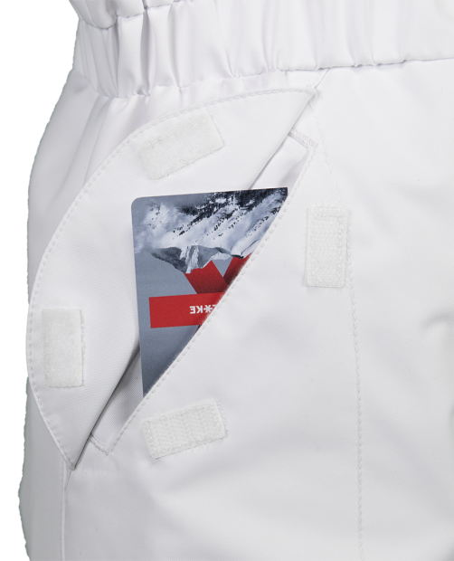 Snoverall Pant - White, 1