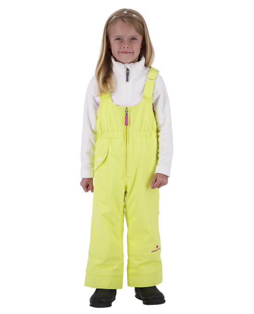 Snoverall Pant - Lemon Whip, 1
