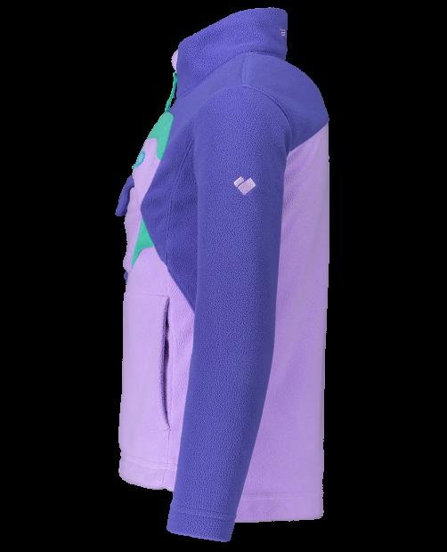 Dream On Fleece Top - Va-Va Violet, XS