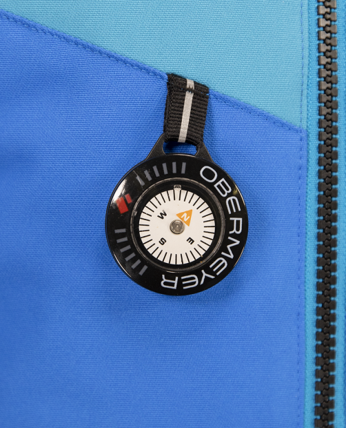 Orb Jacket - Blue Vibes, 1