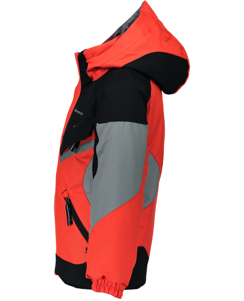 Bolide Jacket - Red, 2