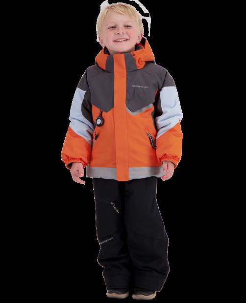 Bolide Jacket - Tiger, 2