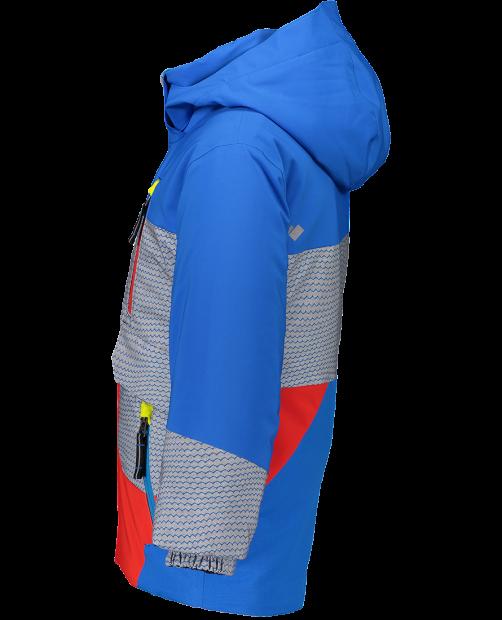 Nebula Jacket - Blue Vibes, 2