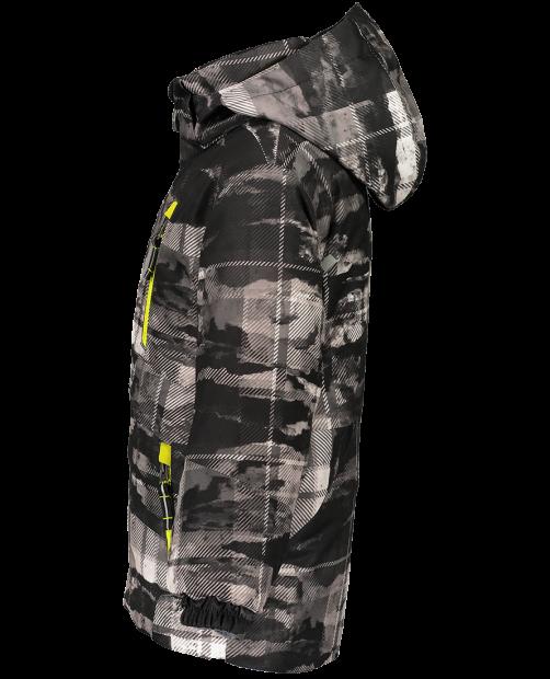 Nebula Jacket - Strato Plaid, 2