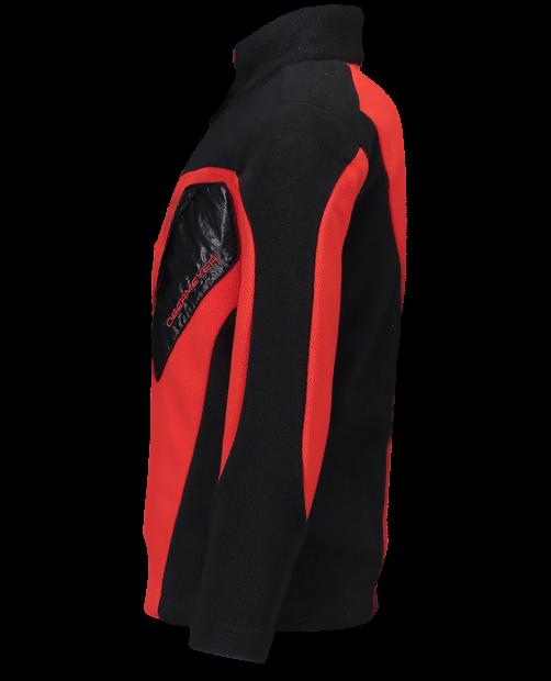 Astro Fleece Top - Red, XS
