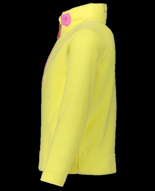 Ultra Gear Zip Top - Lemon Whip, XS