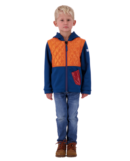 Hayden Hybrid Fleece Jacket - Passport, XS