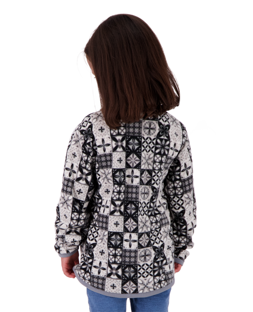 Kid's Boulder Fleece - Talavera Tile, XS