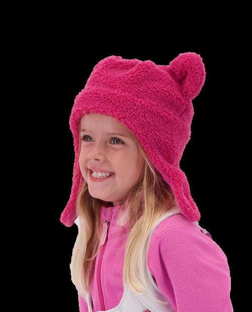 Ted Fur Hat - Berried Treasur, 5-8
