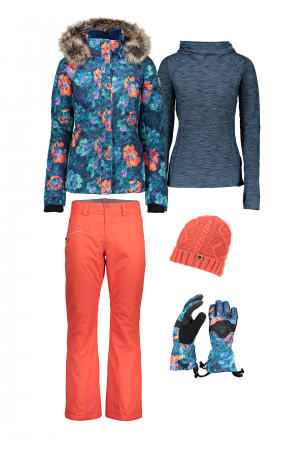 Women's Tuscany II Dreaming of Spring Outfit