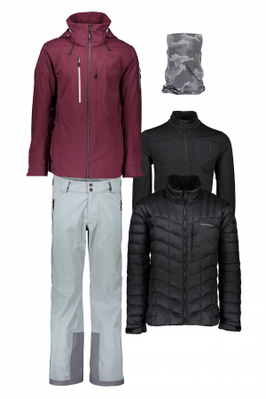 Men's Foraker Outfit