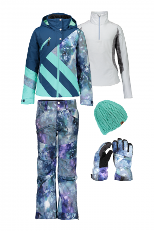 Teen Girls' Tabor Outfit
