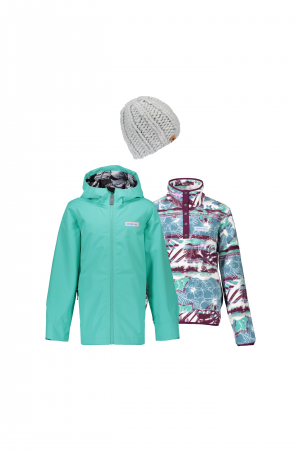 Teen Girls' No 4 Shell Outfit