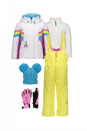 Kid Girls' Neato Outfit