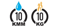 10K/10K Waterproof Breathable